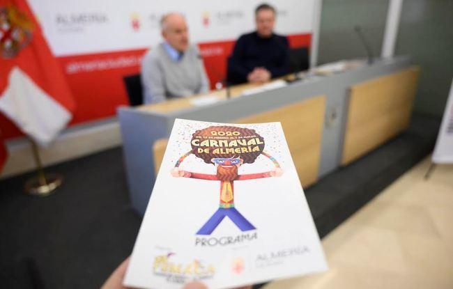 El Carnaval de Almería volverá a tomar la calle con novedades