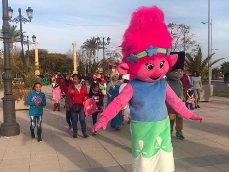 Vícar Se Dispone A Disfrutar De Su Carnaval 2020