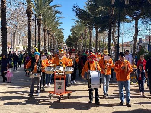 Vícar Vibró Con Un Carnaval Lleno De Sorpresas