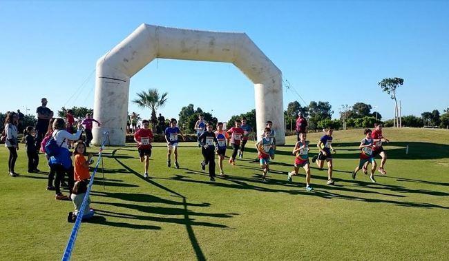 Alborán Golf, epicentro de los 35º Juegos Deportivos Municipales de campo a través