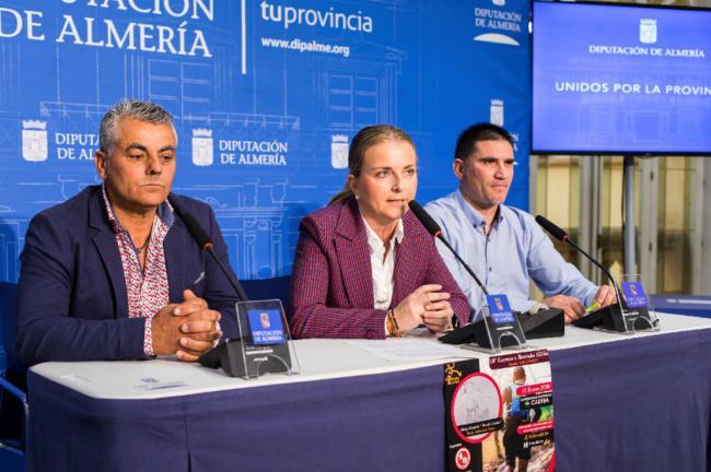 Diputación inicia la temporada con la X edición de la Carrera de Alicún