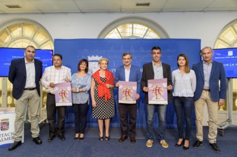 Garrucha y Mojácar acogen el Campeonato de España de Baloncesto para personas con Discapacidad Intelectual