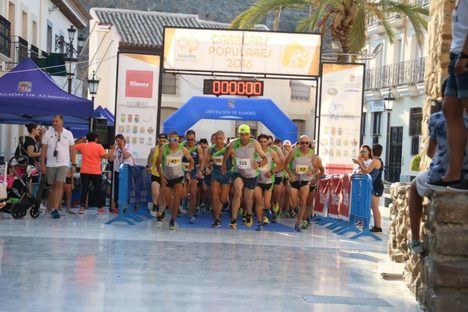 Macael se suma a la fiesta del deporte de la provincia con el Circuito de Carreras Populares