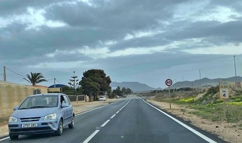 Diputación mejora la conexión viaria de Retamar, Cabo de Gata y Níjar
