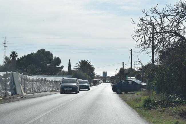 Ratificada la devolución A Diputación De La Avenida De Vícar Hasta El Enlace De La Autovía