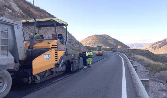 La Junta destina un millón de euros a la reparación de emergencia de las carreteras A-347 y A-348