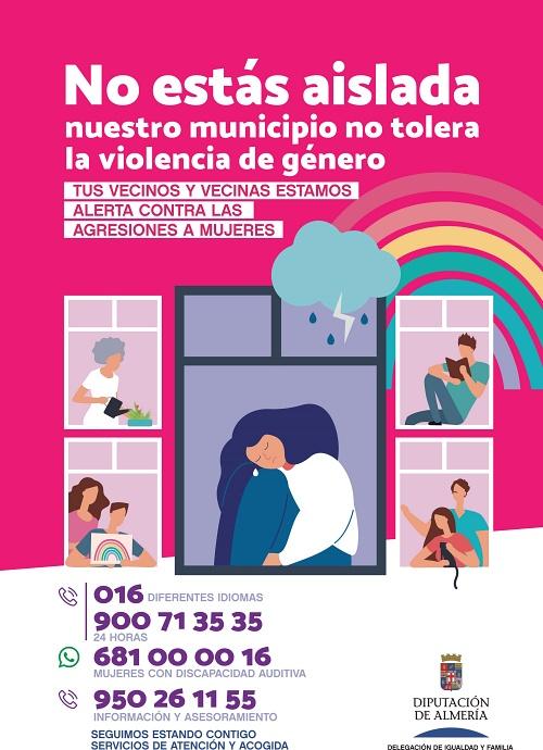 Diputación implica a los ayuntamientos en la lucha contra la violencia machista