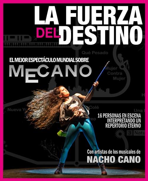 'La Fuerza del Destino' de Mecano llegará a El Ejido el sábado