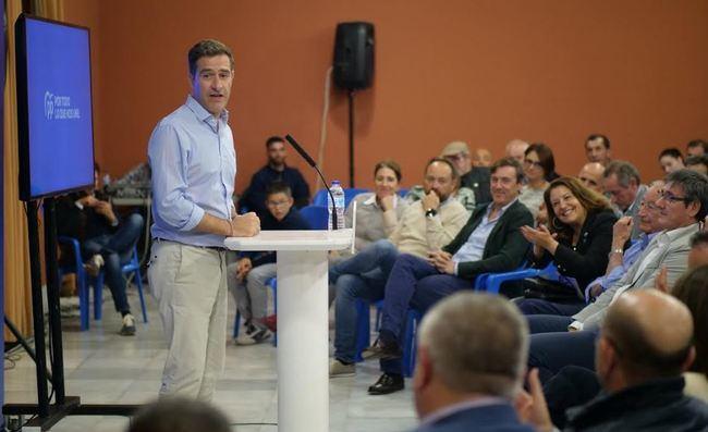 El PP pide el voto para que Sánchez no siga siendo presidente de España