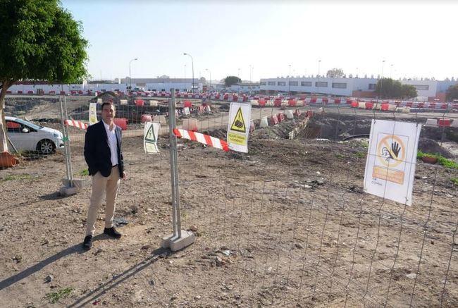 Castellón habla de 'año en blanco' para Almería por el Gobierno en funciones del PSOE