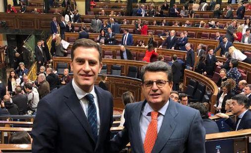 El PP de Almería inicia la legislatura solicitando la comparecencia de cinco Ministros