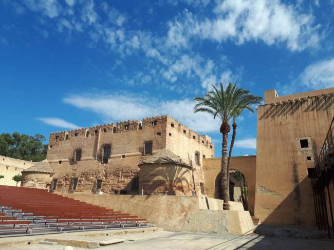 Cuevas reformará el Castillo del Marqués de los Vélez