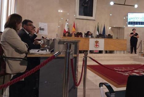 Cazorla (Cs) sugiere pagar las condenas al Ayuntamiento con bajadas de sueldos de ediles