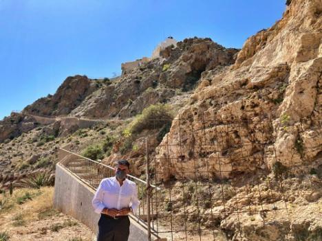 Ciudadanos propone reabrir el acceso al mirador junto al faro de San Telmo