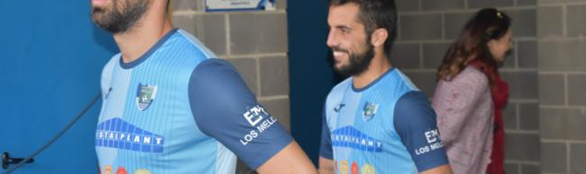 Velasco será baja ante el Atlético Malagueño por acumulación de tarjetas