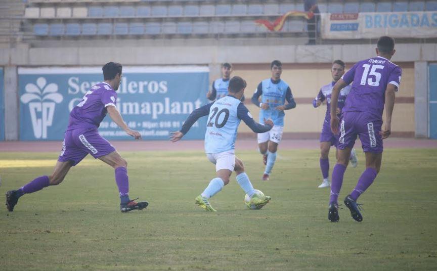 El CD El Ejido recupera el segundo puesto y fortalece sus aspiraciones ante el Real Jaén - Noticias de Almería