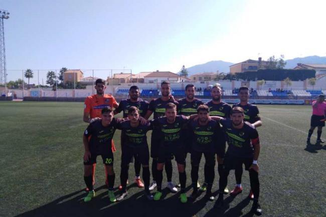 El CD El Ejido suma un punto y deja insatisfechos a los jugadores de David Cabello