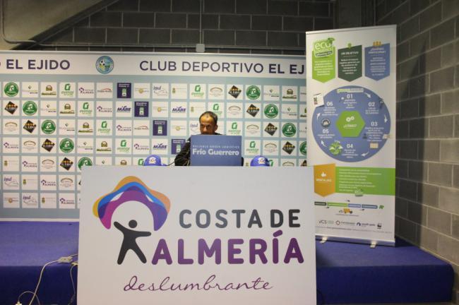 El CD El Ejido inicia la segunda fase con toda su ambición en Marbella