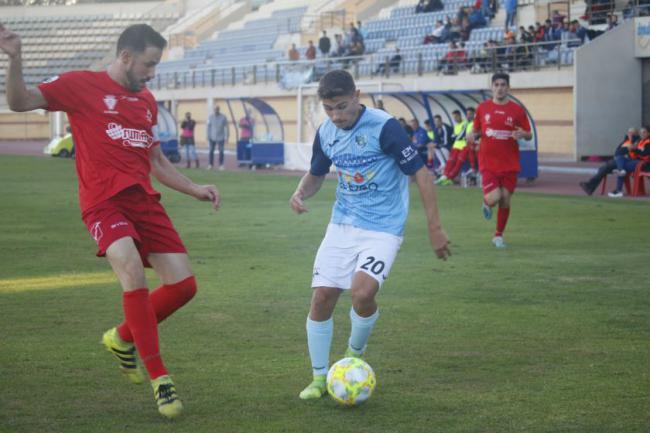El CD El Ejido se consolida como el equipo más en forma de la competición
