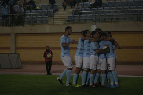 El CD El Ejido decide el derbi frente al Polideportivo Almería