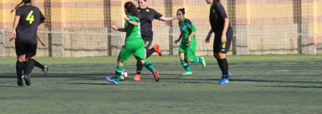 El equipo ejidense femenino a por tres nuevos puntos en Santa María del Águila