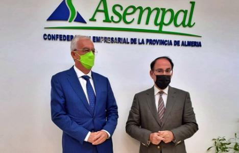 """Javier González de Lara: """"Almería merece merece realidades"""""""