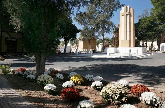 Del 30 de octubre y al 2 de noviembre dispositivo especial en cementerios por Todos los Santos