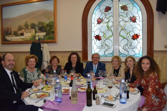 Cena Convivencia en Vícar Abrió el Día Internacional De La Mujer