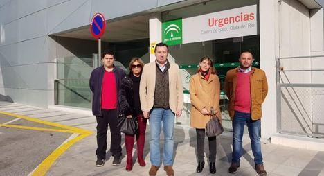 El PSOE denuncia falta de personal en el centro de salud donde murió un vecino de Olula del Río