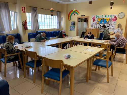 El Centro De Día De Las Cabañuelas Reabre con Protocolo anti #COVID19