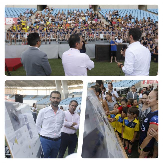 Almería dispondrá del tercer mejor Centro Deportivo de Gimnasia, tras Madrid y Barcelona