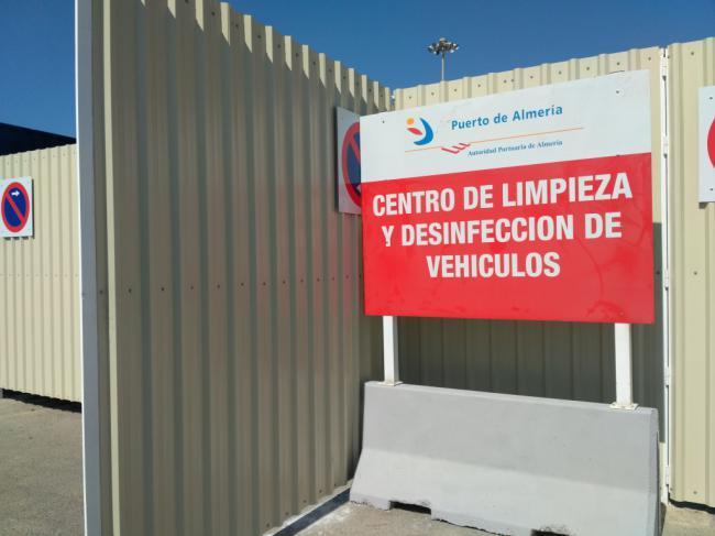 El Puerto de Almería ya puede usarse para la importación de animales vivos y piensos