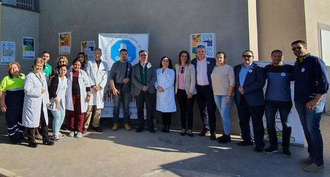 """El PP de Benahadux destaca el """"impulso"""" del Gobierno municipal en la ampliación del centro de salud"""