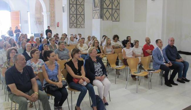 Vera acoge el XX aniversario de la Asociación Andaluza de Centros Católicos de Ayuda al Menor