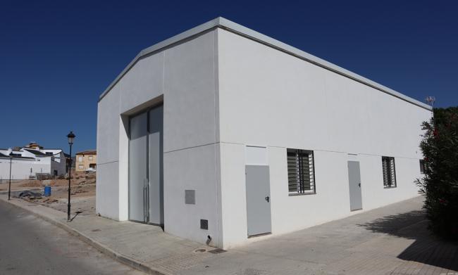 Este viernes se abre el nuevo Centro Social de Benejí