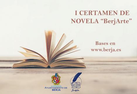 Ampliado el plazo de presentación novelas para 'BerjArte'