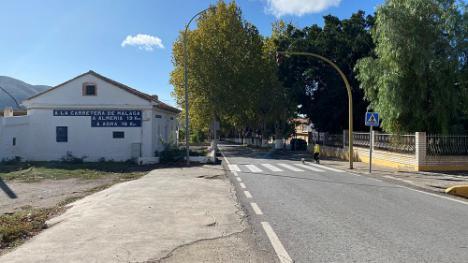 El Ayuntamiento de Berja solicita la cesión de la A-347
