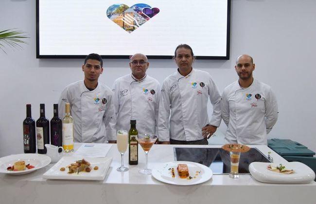 Almería 2019 vive el sabor de la Sierra de los Filabres