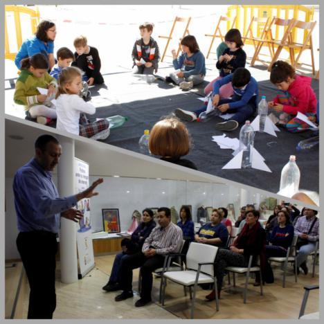 La Escuela de Padres de CienciaPark2 aborda los delitos de menores en Internet
