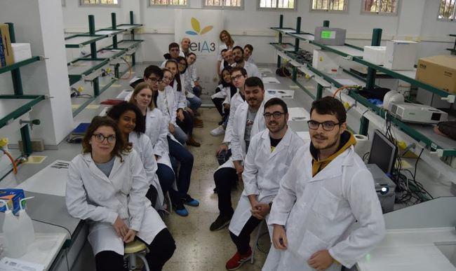 Taller ceiA3 en la UAL sobre elaboración de dietas para animales