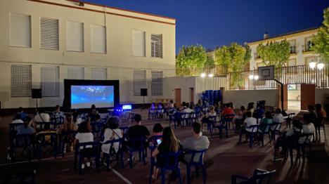 Berja inicia este martes el Cine de verano