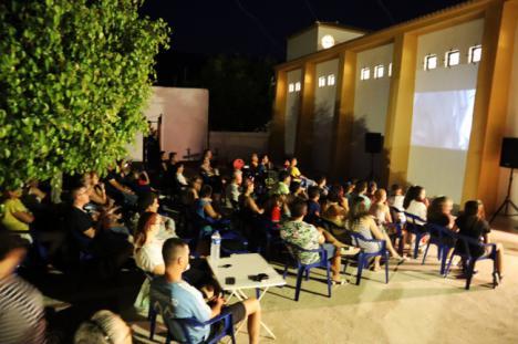 Berja retoma este jueves en Alcaudique el cine de verano