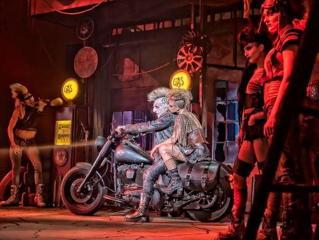El circo 4.0 se acerca a los almerienses con el espectacular 'Apocalipsis'