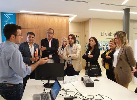 Ciudadanos quiere que Almería referente en desarrollo tecnológico