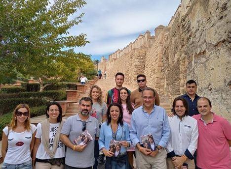 Cs critica la dejadez con el patrimonio histórico de Almería