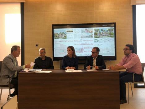 AbalosLlopis Arquitectos redactará el proyecto de la Ciudad de Cultura de Almería