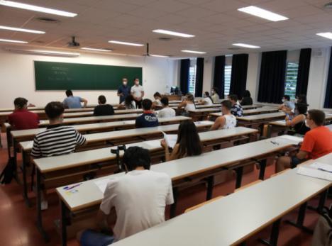 Flexibilidad en el retorno de 81.000 estudiantes de ESO, Bachiller, FP, Adultos y Artísticas en Almería