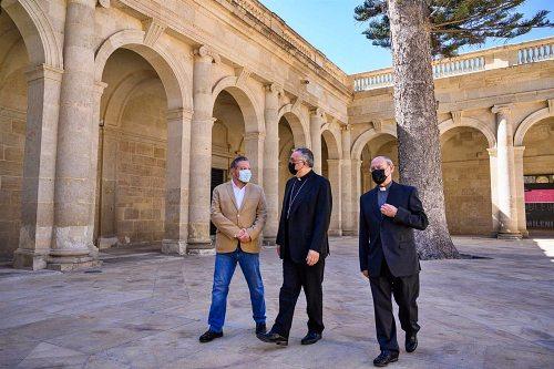 La Diócesis abrirá el claustro de la catedral a conciertos como 'espacio de cultura para todos'
