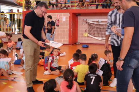 Berja clausura la Escuela de Verano con más de 180 participantes