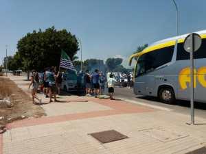 El Club Deportivo El Ejido espera vivir un 25 de Julio para la historia